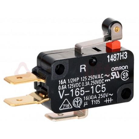 MICROCONTACTE OMRON ROLDANA 1487H3 V-165-1C5R
