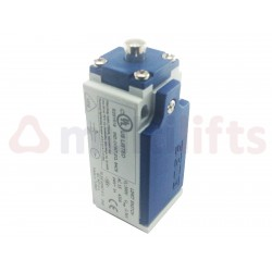LIMIT SWITCH EMAS METALIC PUSHBUTTON 1NC+1NA CABLE ENTRANCE PG13 L5K13PUM211
