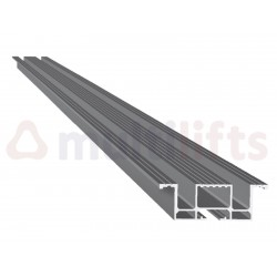 SILL PL800 FOR TELESCOP 2 LEAVES 1640X54X30