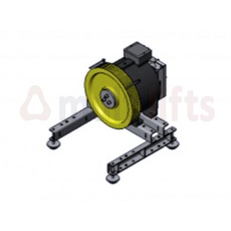 GEARLESS TRACTION MACHINE KRON KL435S1
