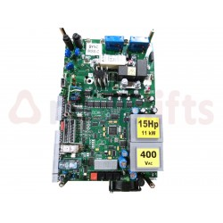 VARIADOR DSP ASINCRONO 6P 10HP 220V