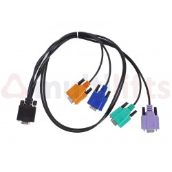 MULTICONECTION CABLE FOR MODUSYSTEM CONSOLES