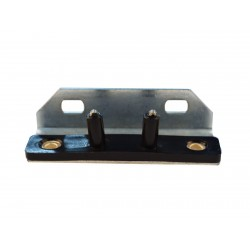 CONTACT BRIDGE LONG PINS WITH METAL SQUARE