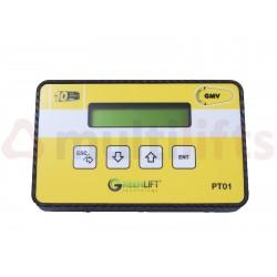 PROGRAMMING CONSOLE GMV PT01 NGV R70205360