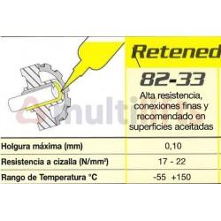 RETENEDOR LOXEAL 82-33