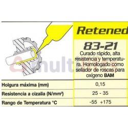 RETENEDOR LOXEAL 83-21