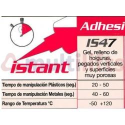 PEGAMENTO CIANOCRILATO LOXEAL INSTANT 47