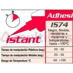 PEGAMENTO CIANOCRILATO LOXEAL INSTANT 74