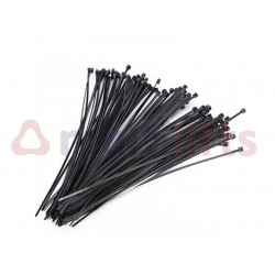 CABLE TIE IN BLACK 430X4,8 100 UNITS BAG