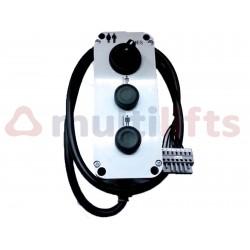 ELECTRONICA RECUE CONTROL BOX MP 3 ELTOS VIA SERIE