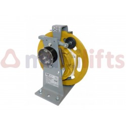 OVERSPEED GOVERNOR ALJO 2128 300 PULLEY WITH REMOTE TRIPPING