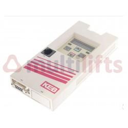 CONTROLLER KEB BASIC KEY PANEL + LED DISPLAY