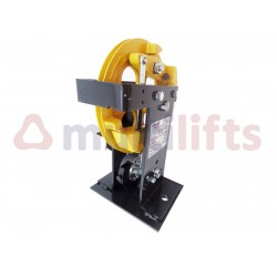 LIMITER Ø 200 1M/S SIMPLE PULLEY UP/DOWN