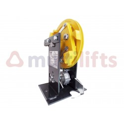 LIMITER Ø 200 1M/S PULLEY DOUBLE CHANNEL UP/DOWN