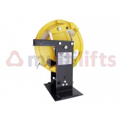 LIMITER Ø 300 1M/S PULLEY DOUBLE CHANNEL UP/DOWN 12.063.10