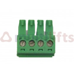 FEMALE CONNECTOR MINI ORONA 4 POS