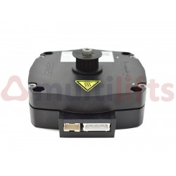 FERMATOR PM MOTOR ASSY WITH SYNCHRONOUS ENCODER 106V AC 50HZ 600RPM HTD PULLEY