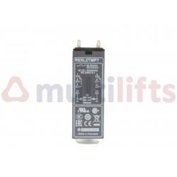 TIMERS SCHNEIDER REXL2TMP7 MINI 230VAC 2 CONTACTS TELE
