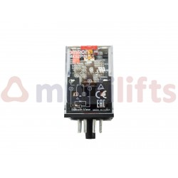 OMRON DPDT 10A MKS2PIN AC110 RELAY