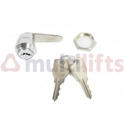 LOCK FRAME OTIS M99(KEY C-917)