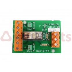 DOUBLE BOARDING SWITCH FOR DOORS VF CARLOS SILVA, CDEV