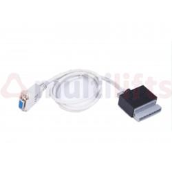CONECTOR MANIOBRAS SCHINDLER SMART 001, SMART 002 BX, MICONIC LX SX Y BONIC 5