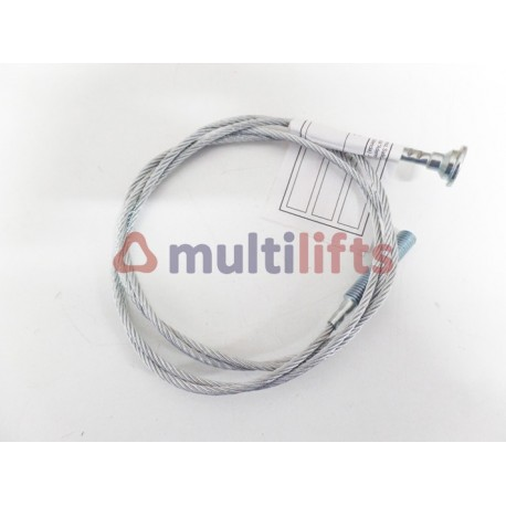 CABLE OPERADOR VVF ONE RAIL AUTUR T2H 700 MM