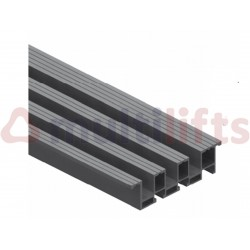 FERMATOR T3-C6 SIDE STEP 700 L 985MM P 135MM CHANNEL 8MM FILLED AND CAB