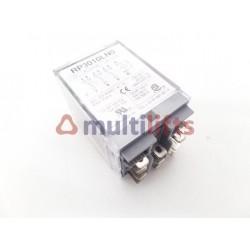 RELÉ 3 CONTACTOS 24VDC 11 FASTON C/LED