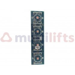 PCB BMC4 PUSH BUTTON CMC4+ THYSSEN
