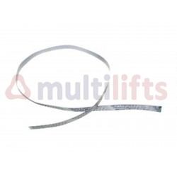 SCHINDLER FFC FLAT CABLE 10 PIN PIT 1.0 LENGTH 700mm