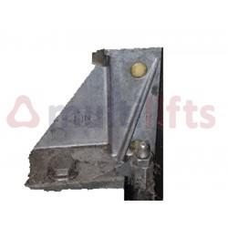 SOPORTE ZAPATA WSMK 100 (100 x 75 x 90 mm) PARA INSERTO EK 5 - 16 mm
