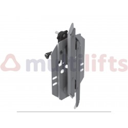 FERMATOR MOBILE SKATE ASSEMBLY 2-LEAVES CENTRAL DOORS, SYMMETRICAL WITH EARLY OPENING