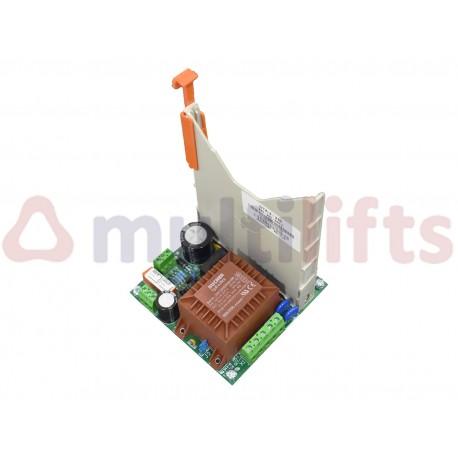 PLACA ELECTRONICA BUCHER SPP NTA-2 220, 230, 240VCA POWER SUPPLY UNIT