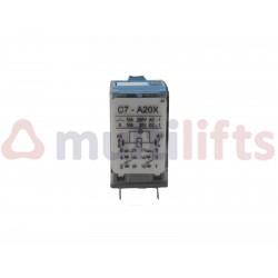 RELAIS RELAIS C7-A20X / 175VDC