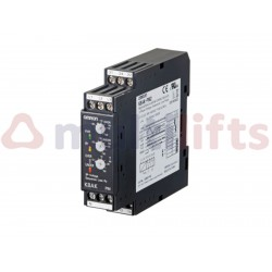 RELAY OMRON THREE-PHASED MAX AND MIN TENSION + PHASE SEQUENCE 380