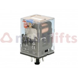 RELE OMRON DPDT 10A MKS2PIN DC12 BY OMZ