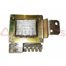 TRANSFORMATEUR II TR 25VA E : 230 / 400V S : 48V IP-00