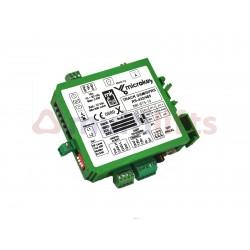 TRACK GSM MICROKEY RS232 V3 GENERICO CARRIL DIN MK87500MK1