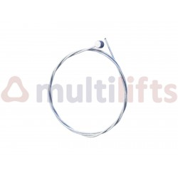 BRAKE DRIVE CABLE SCHINDLER