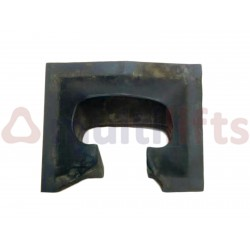 HANDRAIL ENTRY BOOT SCHINDLER RIGHT HAND W/O BRUSH 405893