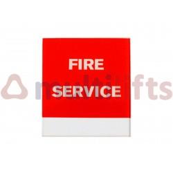 GLASS FIRE SERVICE OTIS F0443BJ2