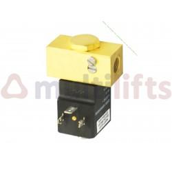 VALVULA MAGNETICA OTIS 3/2 230VAC GAA271D