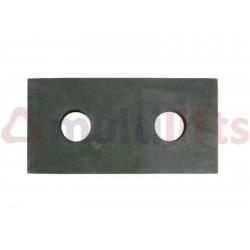 SILENTBLOCK OTIS 150X75X75 2 AGUJEROS 310BE2