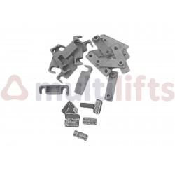 KIT GUIDE SHOE DOOR OTIS OPTIMAL  F02085Z587