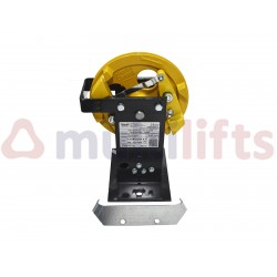 LIMITER Ø 300 0,63 PULLEY DOUBLE CANAL UP/DOWN 12.063.63