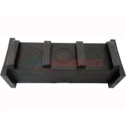 ROZADERA OTIS T4/T3/T70 (100X29X32) GUIA 10MM