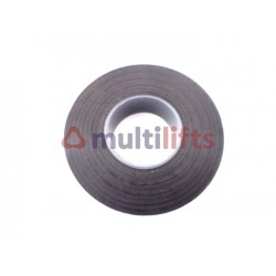 INSULATING TAPE N-12 33X19X0.15 BLACK