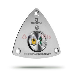 PUSH BUTTON PHONE CABIN MICOME 2016
