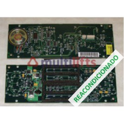 PCB KONE CABIN DELLANH RED KONE KM769100G01 (RECONDITIONED)